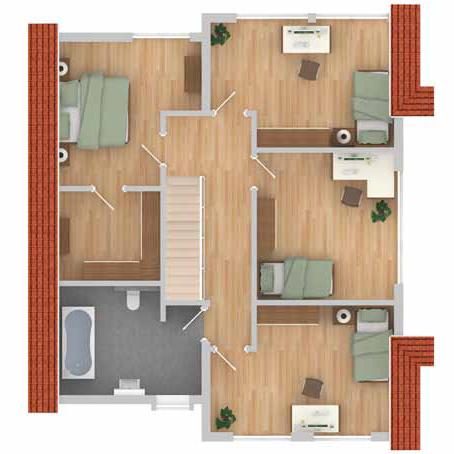 pultdachhaus braunschweig im kfw 70 standard schl sselfertig ab eur domizil haus. Black Bedroom Furniture Sets. Home Design Ideas