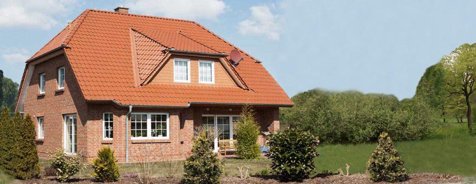 Landhaus Celle im KfW 70 Standard schlüsselfertig ab 225.500 EUR