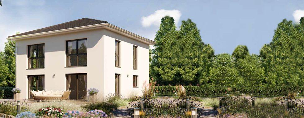 Stadtvilla Leipzig im KfW 70 Standard schlüsselfertig ab 205.000 EUR