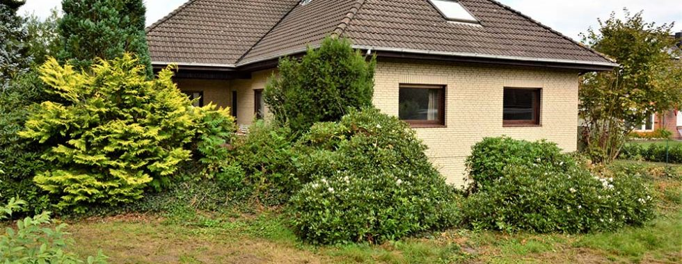 Gepflegtes  Ein- oder Zweifamilienhaus mit viel Potenzial in Wilstedt