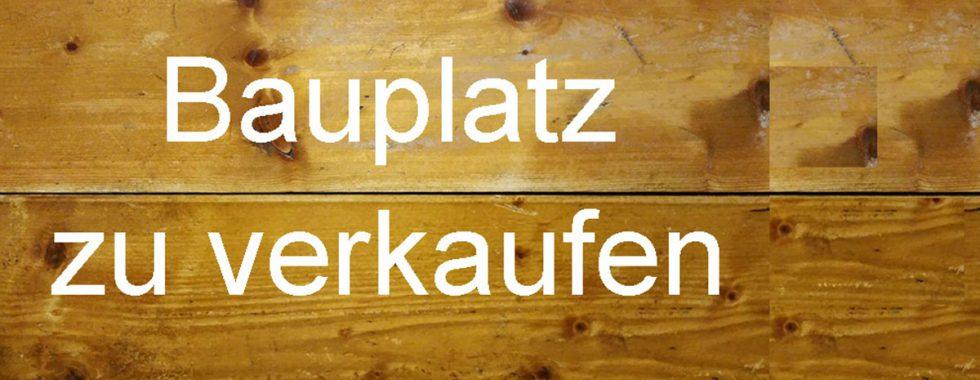 Bauplatz für mehrere Wohneinheiten in Wilhelmsburg zu verkaufen